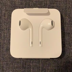 Brand new iPhone earbuds